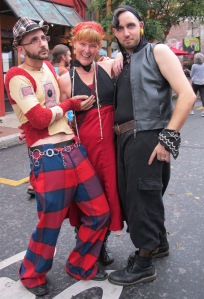 Outfits at LAAFF